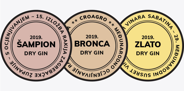 Nagrada Perković Dry Gin